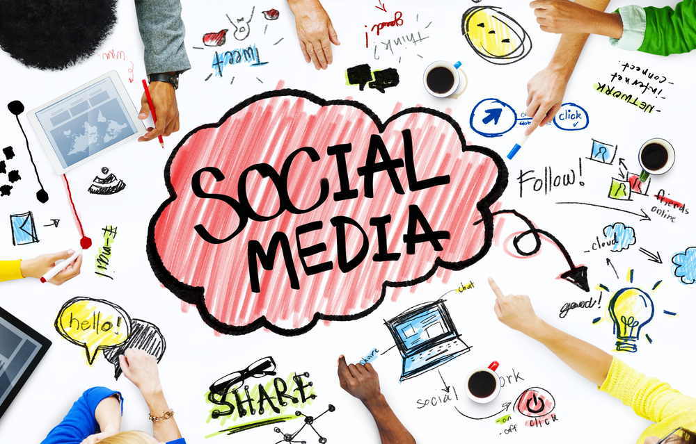 Social Media's Impact on Your Substance Promoting System