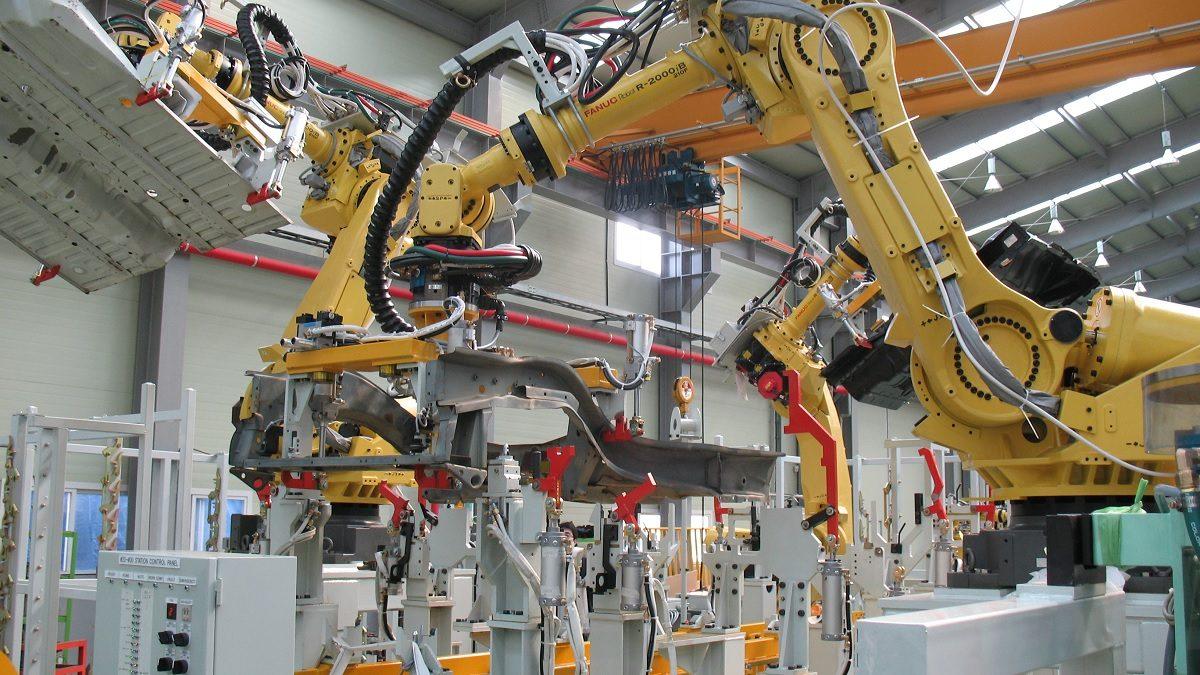 Different Aspects Of Autonomous Robot Industry 4.0