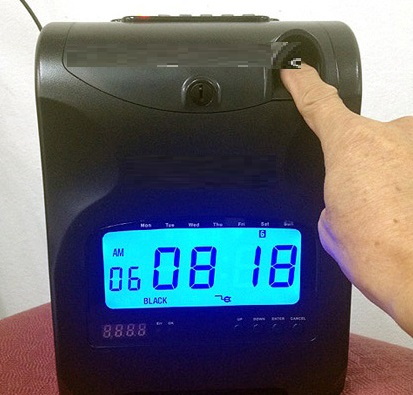 Time Recorder Singapore Are Important For Your Organisation