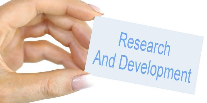 All about Singapore research and development
